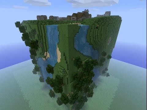 how to make parkour in minecraft