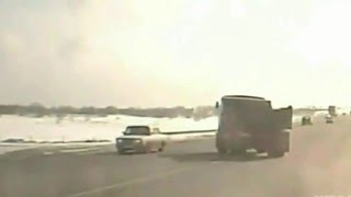 Паранормальные явления на дороге