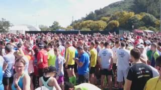 Полумарафон в Лиссабоне (видео)