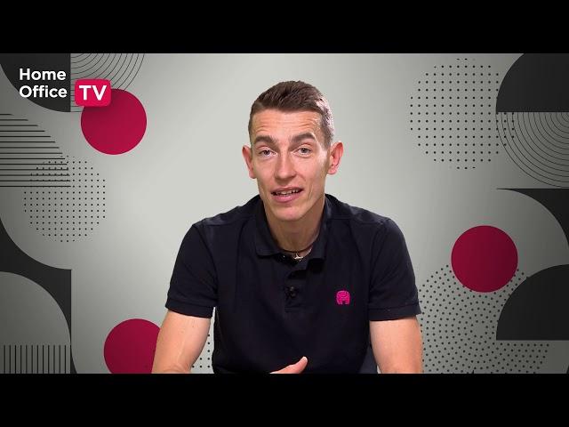 Pozvánka na vysílání Home Office TV: Nový pořad tentokrát s Jánem Košturiakem