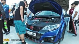 Honda Club Meet at Orange Auto