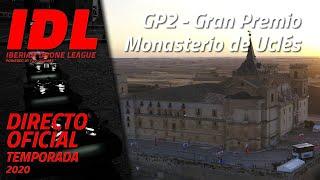 IDL FPV Racing / GP3 Monasterio de Ucles / Directo.
