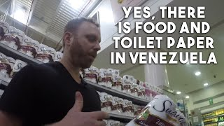 "Investigating Venezuela's ""humanitarian crisis"": Max Blumenthal tours a supermarket in Caracas"