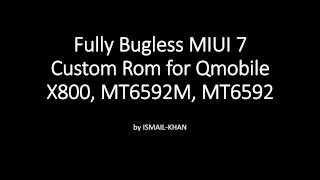 MT6592 BUGLESS ROM - Free video search site - Findclip