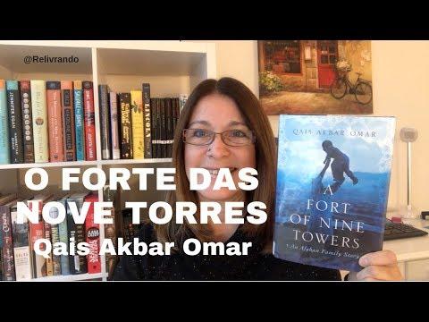 O Forte das Nove Torres - Qais Akbar Omar - Viajando entre Livros #7