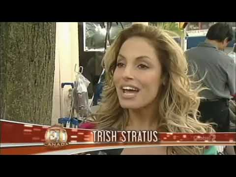 ET Canada on the set of 'da Kink in My Hair (Feb 2009)