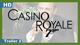 007: Casino Royale (2006) Trailer 2
