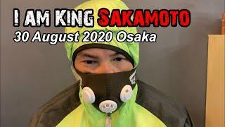 I am King Sakamoto 30 August 2020 Osaka