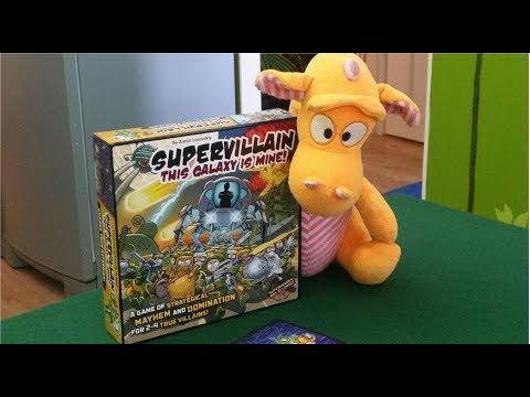 Supervillian: This Galaxy is mine! - Gameplay Runthrough