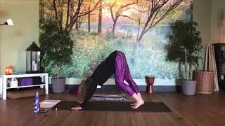 Chakra Balancing Yoga-Crown (Karmie)