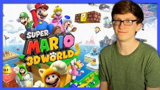 Super Mario 3D World | A Critical Second Look - Scott The Woz