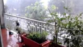 preview picture of video 'Temporale 18-9-2011 Ponte San Pietro'