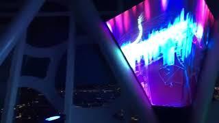 変形LEDビジョンの構築について