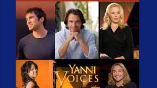 Yanni Voices EXCLUSIVE Song- Forever With You By Leslie ( Felitsa )