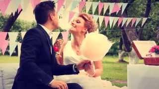 Свадьба Никиты Добрынина и Евгении