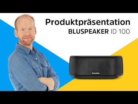 BLUSPEAKER ID 100 | Bluetooth-Lautsprecher für starken Sound. | TechniSat