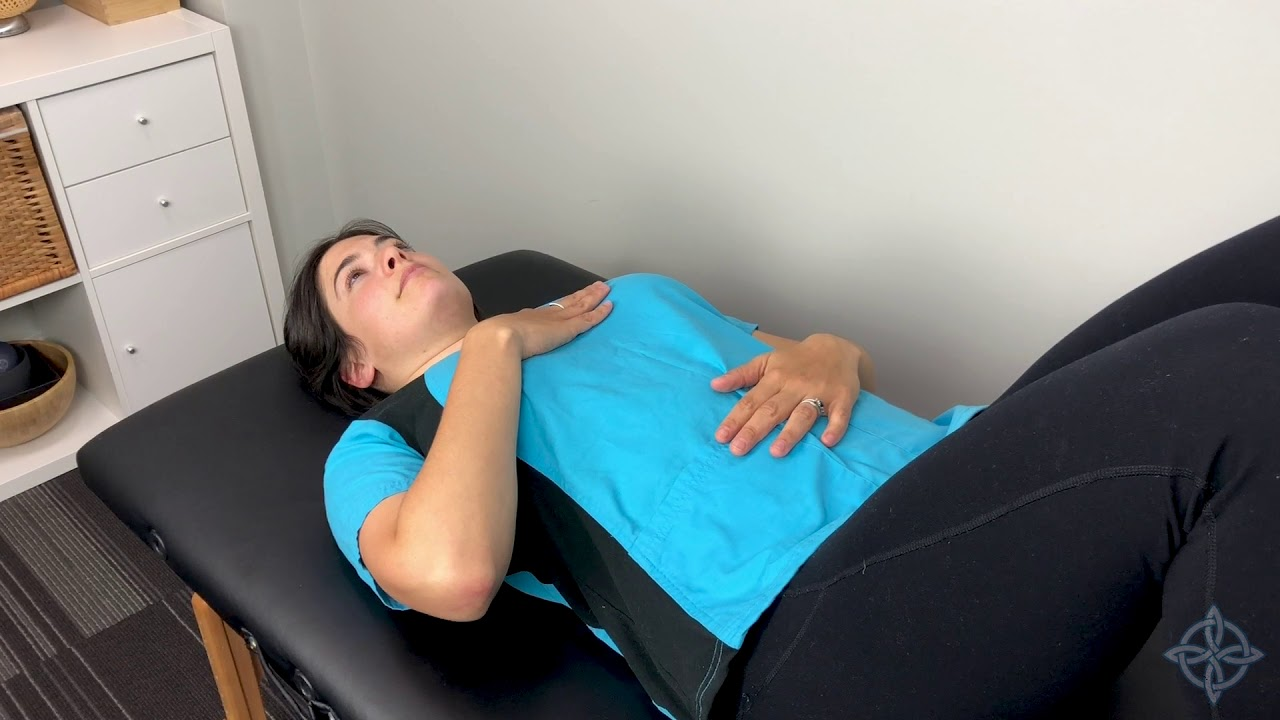 Photo of Supine Belly Breathing