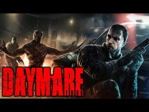 【Daymare:1998】EP2-從實驗室殺到農場!