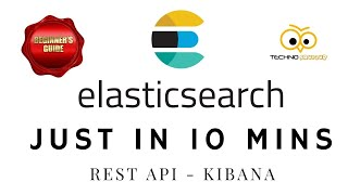 Elasticsearch Tutorial for Beginners CRUD  | Getting Started REST API | Kibana console in 10 minutes