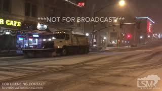 02-17-19 Prescott, Arizona - Heavy Snow Conditions