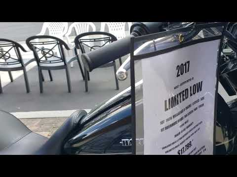 2017 Harley-Davidson Ultra Limited Low in Temecula, California - Video 1
