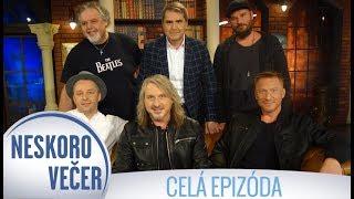 Marián Hossa, Miko Hladký (Gladiátor) A Vlado Michalko V Neskoro Večer   CELÁ EPIZÓDA