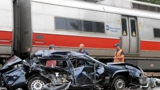 Поезда мне нипочём [Аварии на переездах #1]