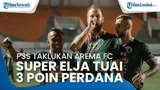 Berhasil Kalahkan Arema FC, Pelatih PSS Beri Hormat Pada Pemainnya, Super Elja Tuai 3 Poin Perdana