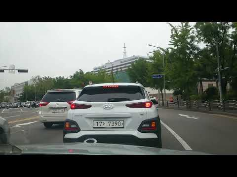 Yongsan to iteawon May 2018
