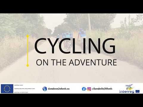 """Filmul de prezentare a proiectului """"Danube on 2 Wheels"""""""