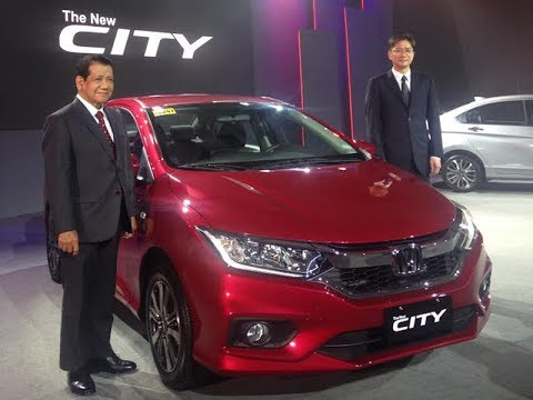 Auto Industry News Honda Cars Philippines Unveils 2018 Honda City