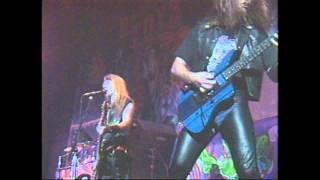 """DANGEROUS TOYS-""""Gimme No Lip"""", Largo, Md. Aug 15, 1991"""