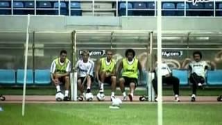 Реал Мадрид, Реал Мадрид играют в кёрлинг.