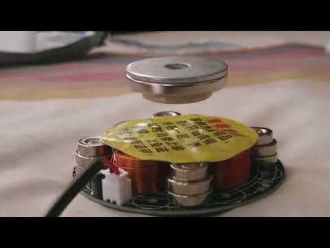 Magnetic Levitation Device – DIY Electronic Projects