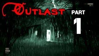 """► CZ Let's Play ║ Outlast ║ #1 ║ """"Léčebna pro choré mozečky""""║ [HD] [PC]"""