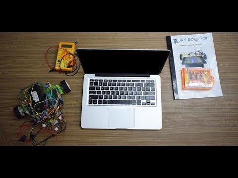 Robotics Tutorials for Beginners - JAY Robotics Online Training ...