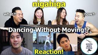"NigaHiga ""Dancing Without Moving!?""   Reaction - Australian Asians"