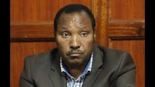 BREAKING NEWS: Kiambu MCAs vote to impeach governor Ferdinand Waititu