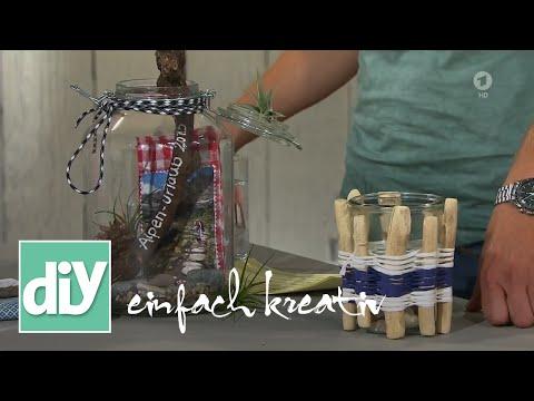 Erinnerungen im Einmachglas | DIY einfach kreativ