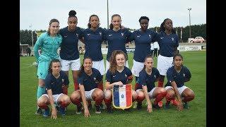 L'Equipe de France U16F au Mondial de Montaigu !