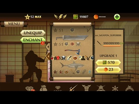 shadow fight 2 apk mod unlimited money and gems no root