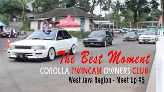 Best Moments Meetup Corolla Twincam Owners Club JBR #5