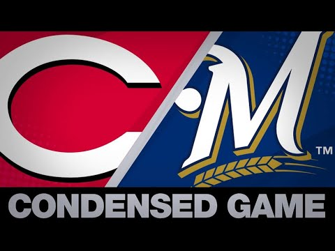 Iglesias leads Reds with 4 RBIs in 7-1 win   Reds-Brewers Game Highlights 6/20/19