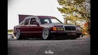 Eno   Mercedes (inOfficial Video) Static W201 Mercedes Benz || NoF*cksGiven & Mr.Clvssic