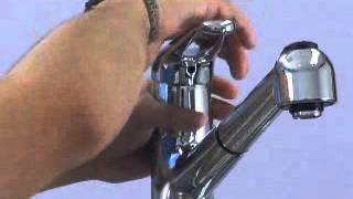 Maintenance - Repair a falling handle for Pfister 529 Series faucets