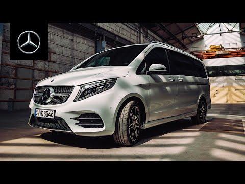 Musique publicité Mercedes Benz La Classe V : Caractéristiques    Juillet 2021