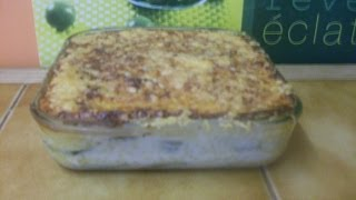 preview picture of video 'Comment faire un gratin de courgette - RECETTE GRATIN'