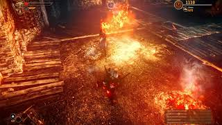The Witcher 2 Assassins of Kings Arena 1