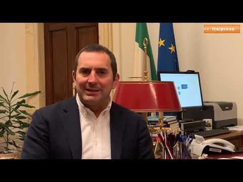 MINISTRO SPORT  SPADAFORA STOP ALLENAMENTI SACRIFICIO NECESSARIO