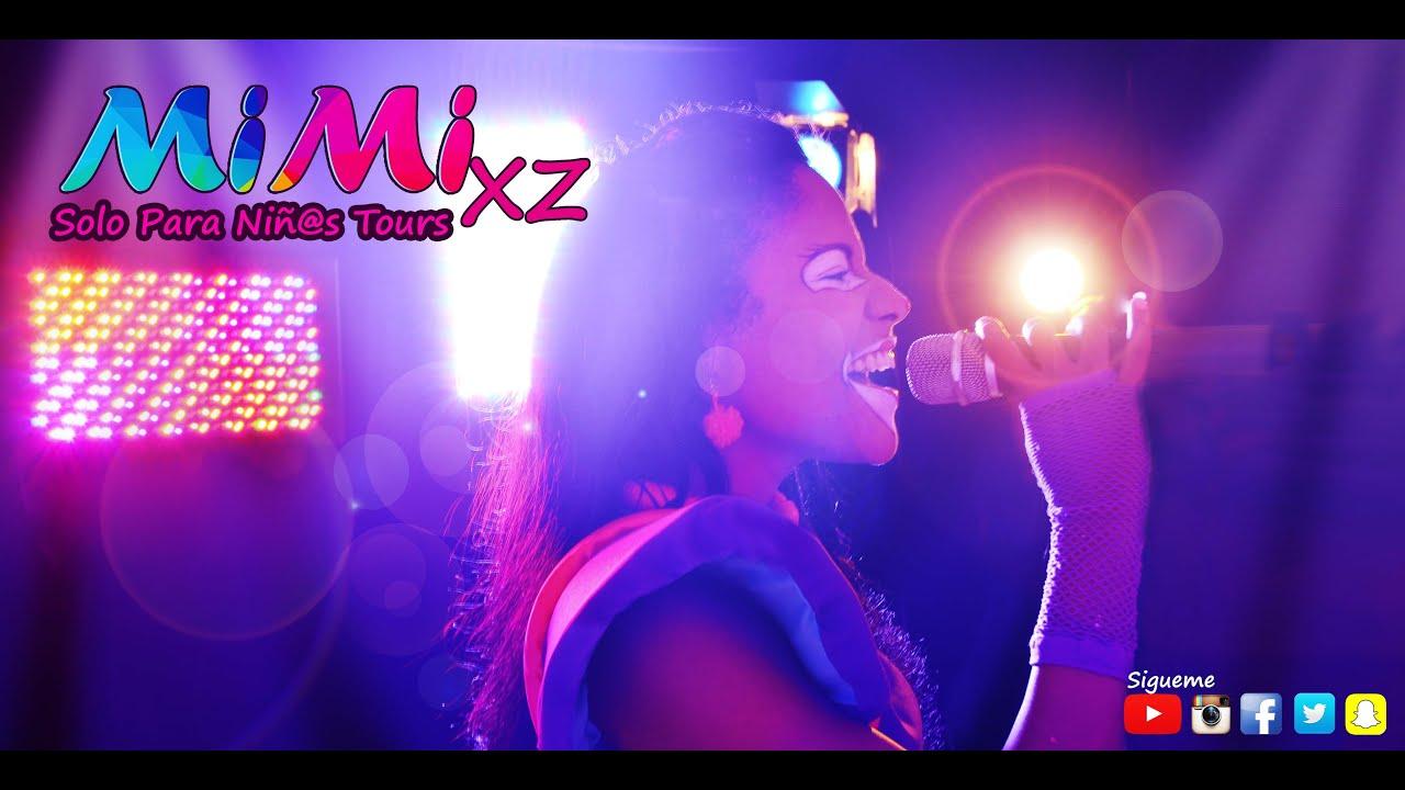 Mimi XZ-Tariler 1 Tour Solo para niñ@s
